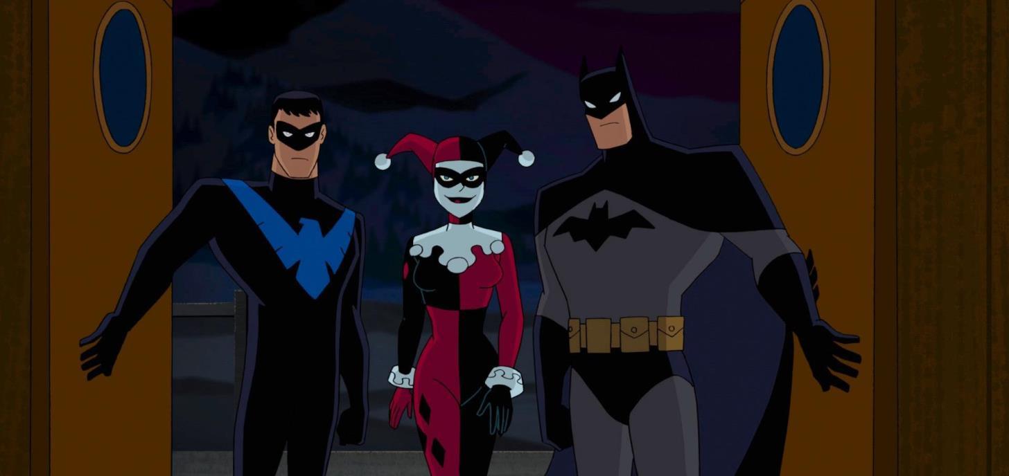 Batman & Harley Quinn - ONE SCREENING ONLY