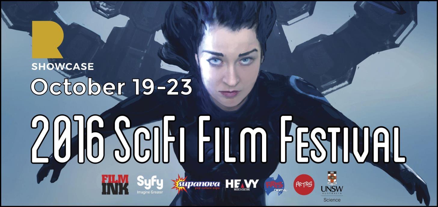 The 2016 Sci-Fi Film Festival