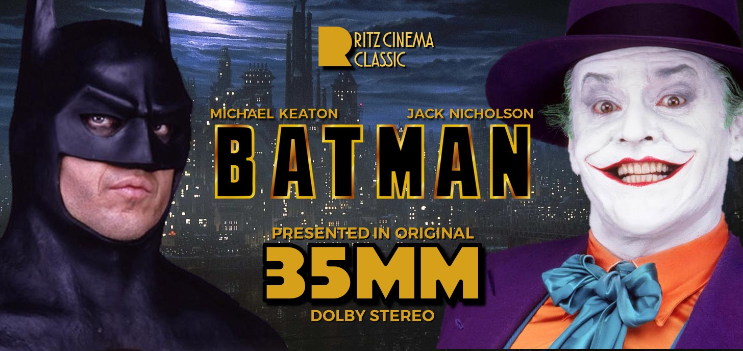 BATMAN - exclusive 35mm shows