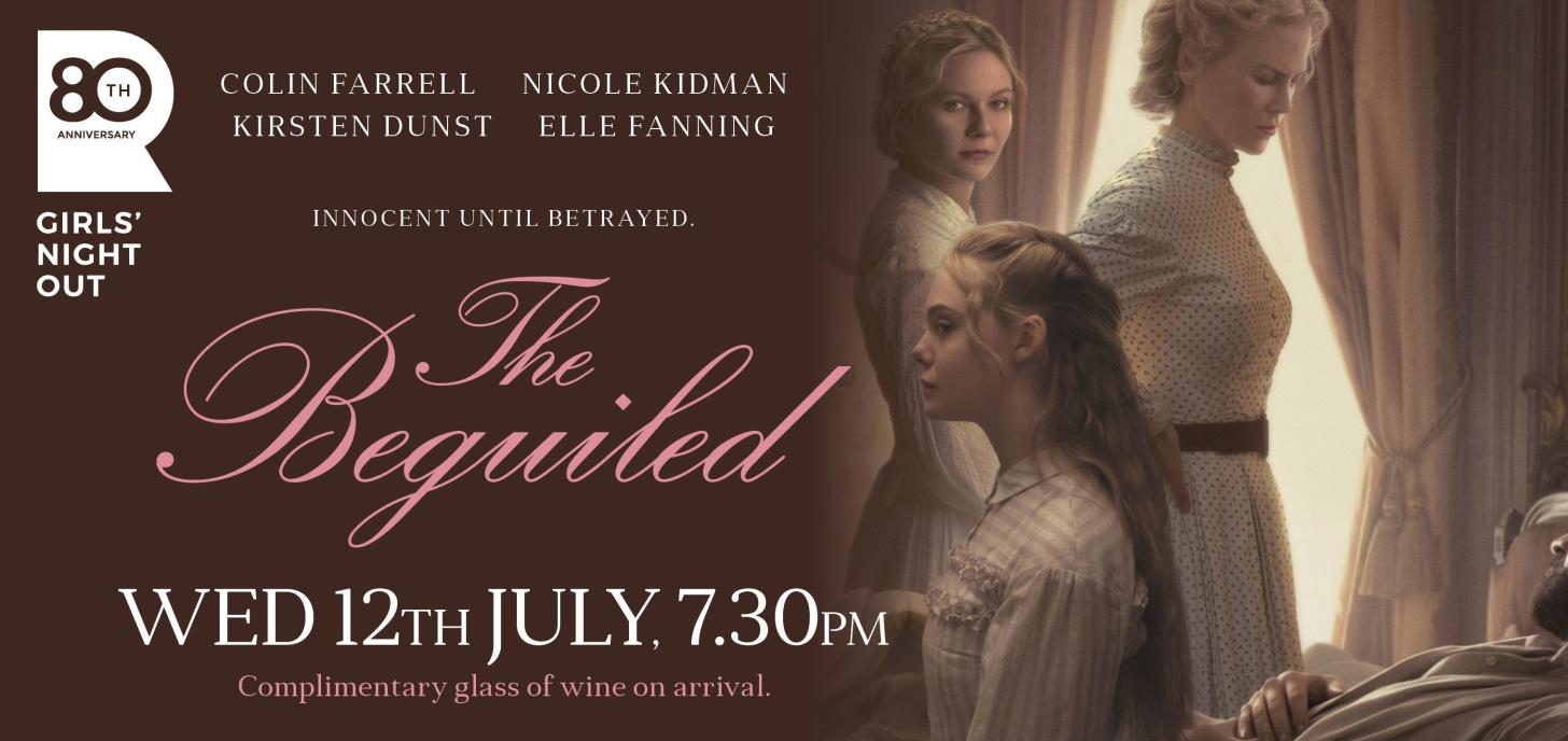 THE BEGUILED - Girls