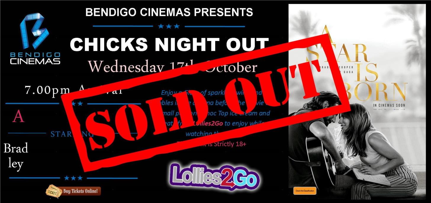 Chicks Night Out Special Screening
