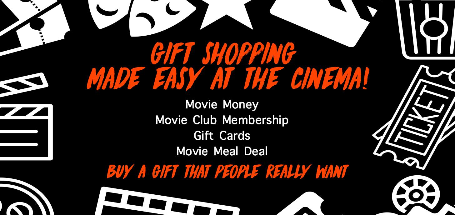 Vouchers, Movie Money, Membership, Movie Meal Deal