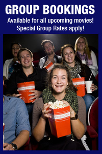 Group Cinema Bookings