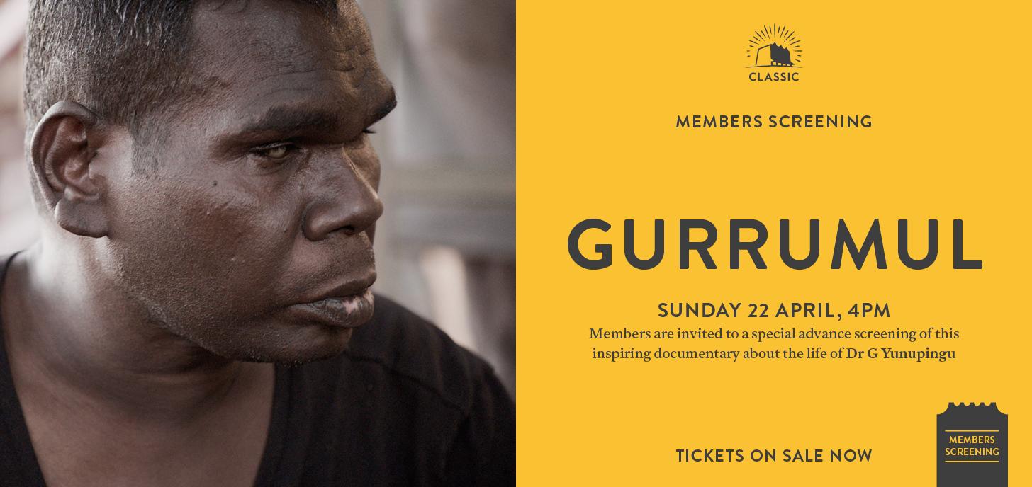 Gurrumul Members Screening