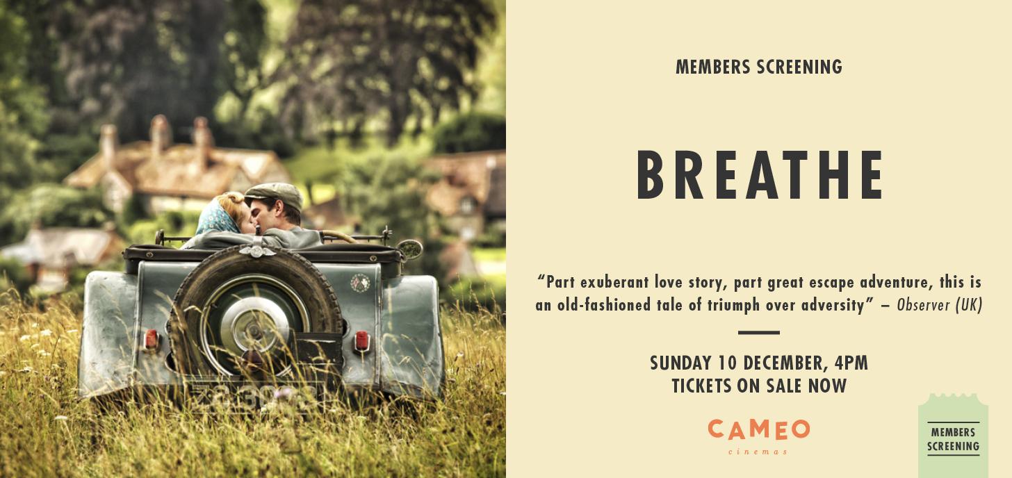 Breathe Members Screening