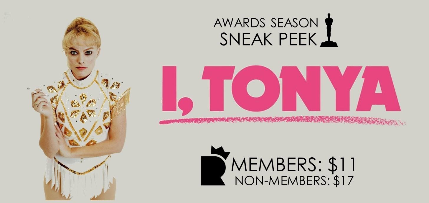 I, TONYA awards season sneak peek