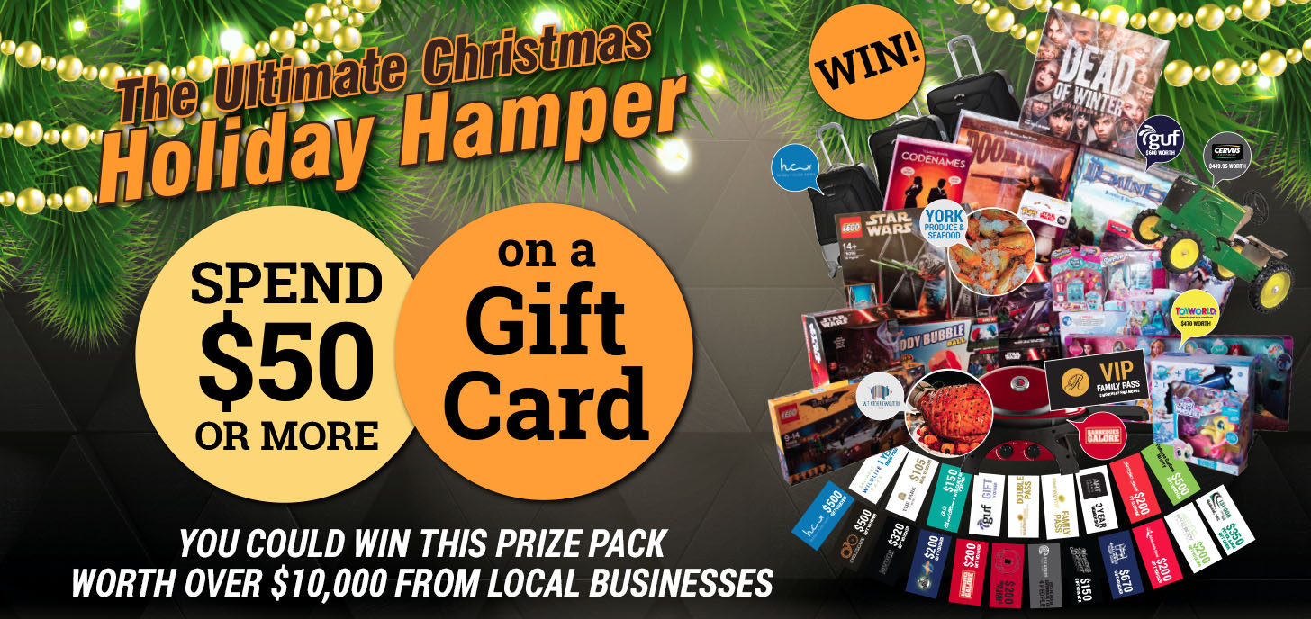 WIN The Christmas Hamper
