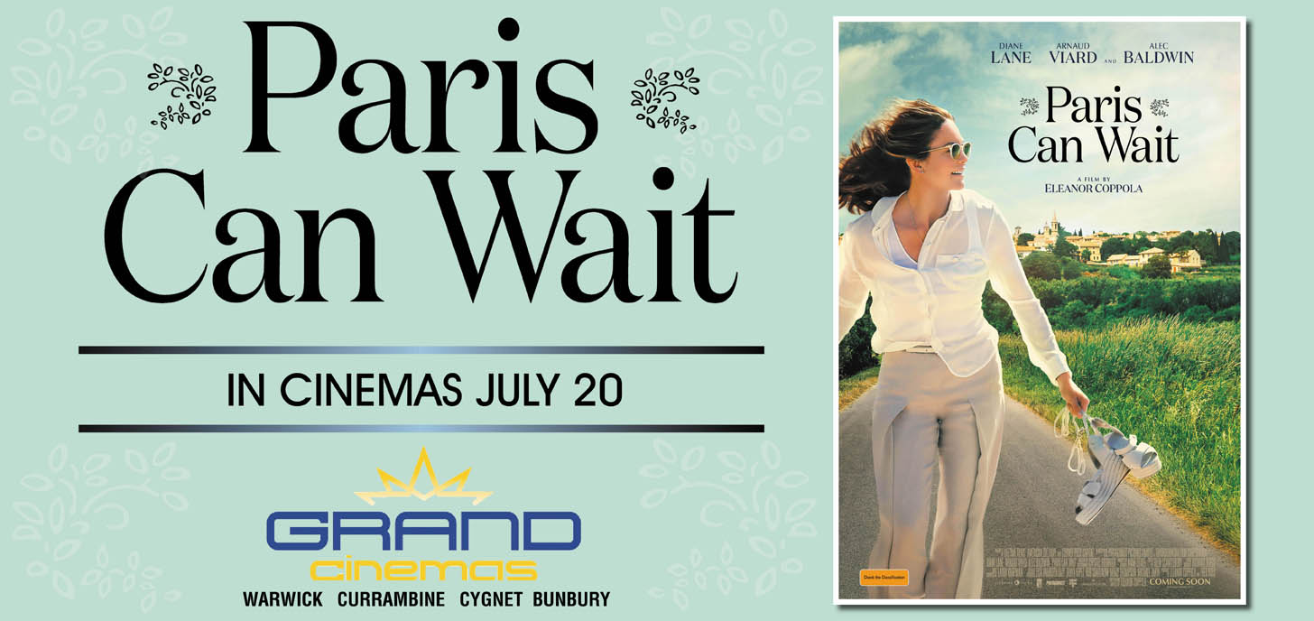 Playing at Grand Cinemas from July 20