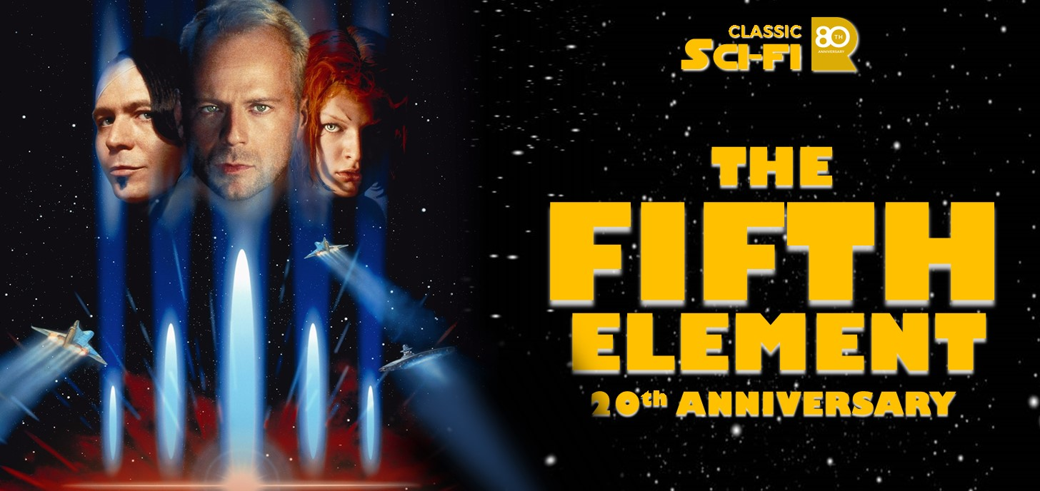 THE FIFTH ELEMENT - 20th Anniversary Celebration