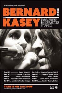 Bernard & Kasey: Sooner or Later Tour