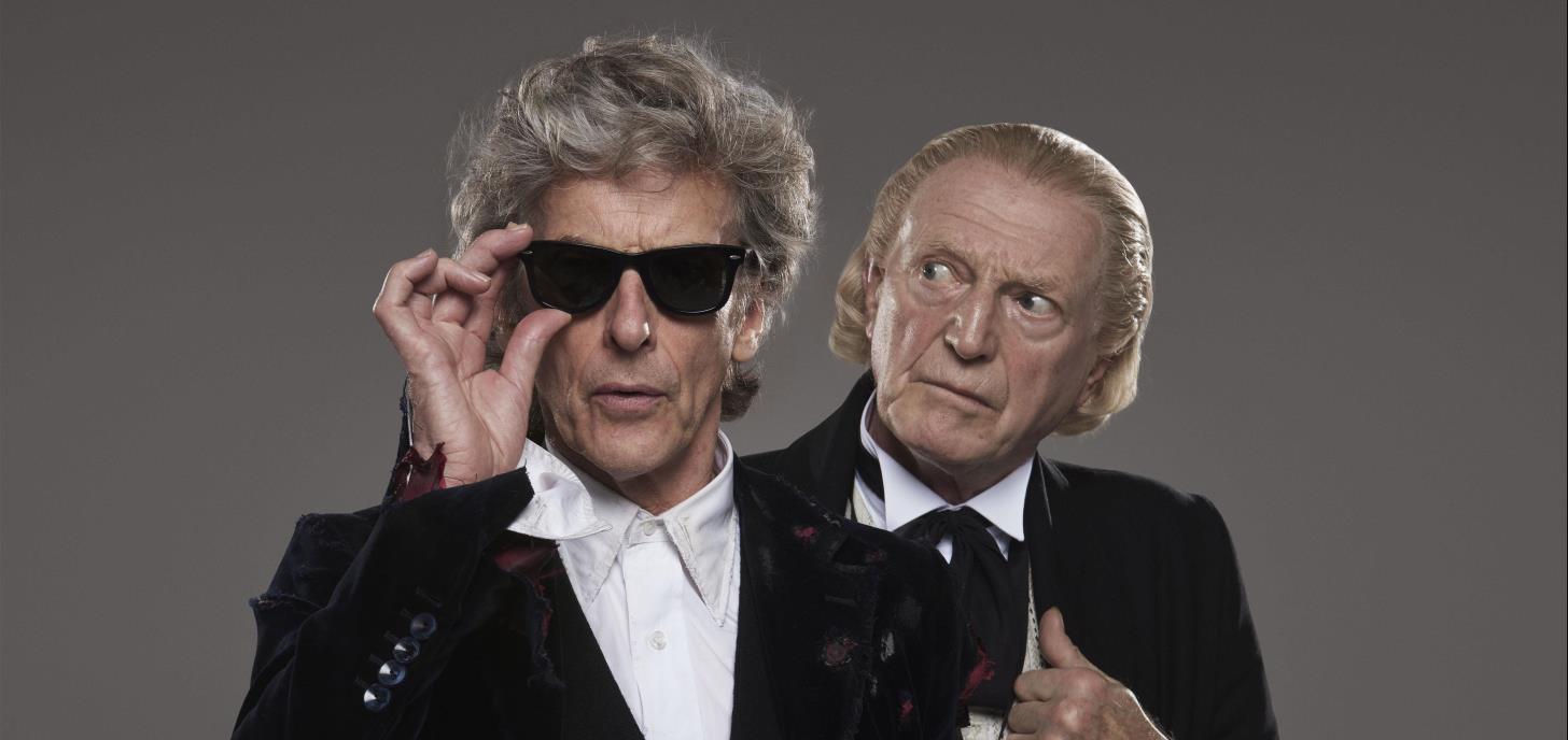 Coming Soon: Doctor Who: Twice