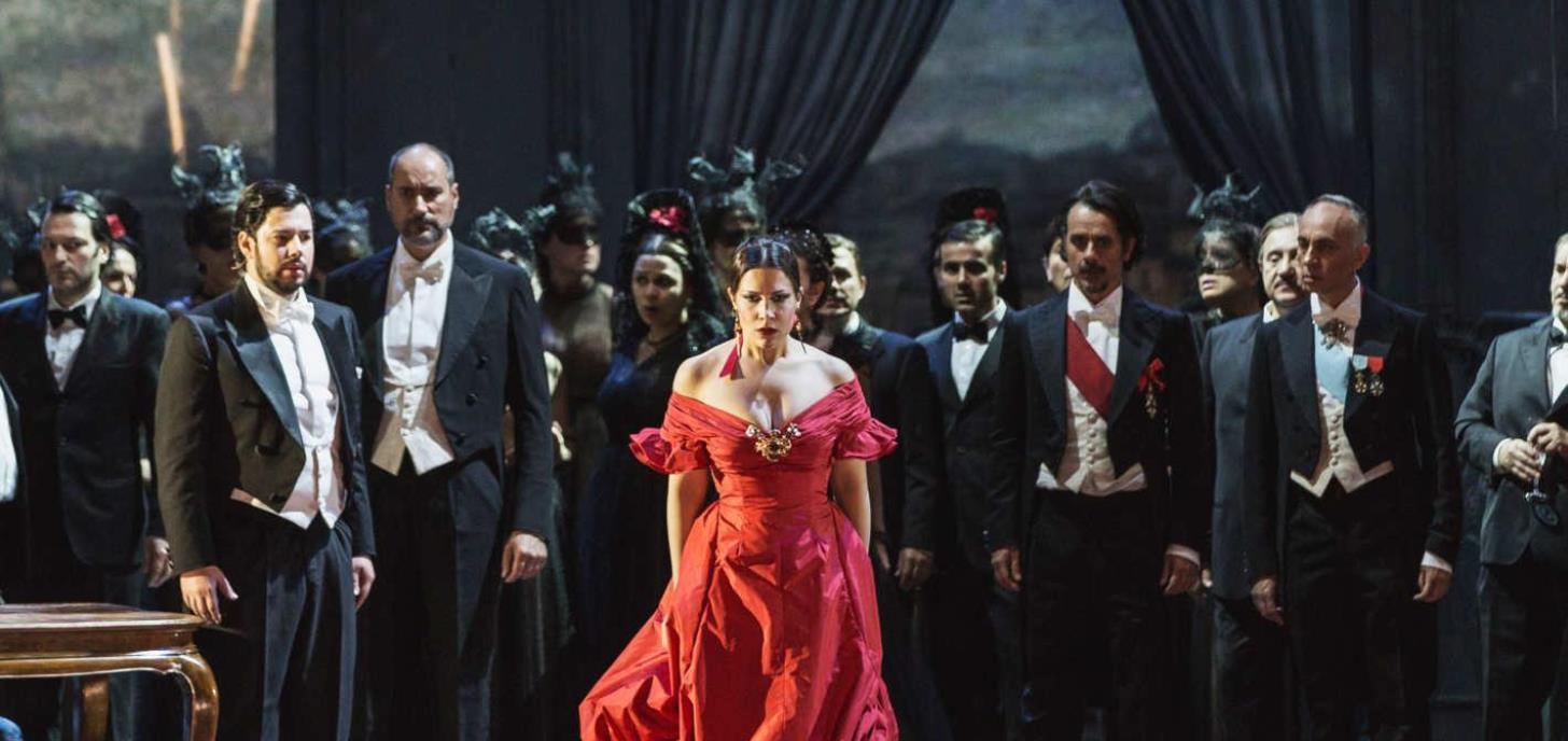 Now Showing: Opera di Roma: LA