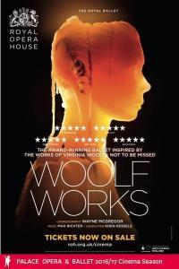 Royal Ballet: WOOLF WORKS (Richter)