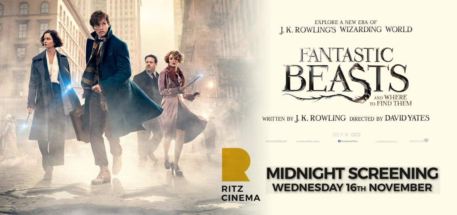 Fantastic Beasts And Where To Find Them Midnight Screening