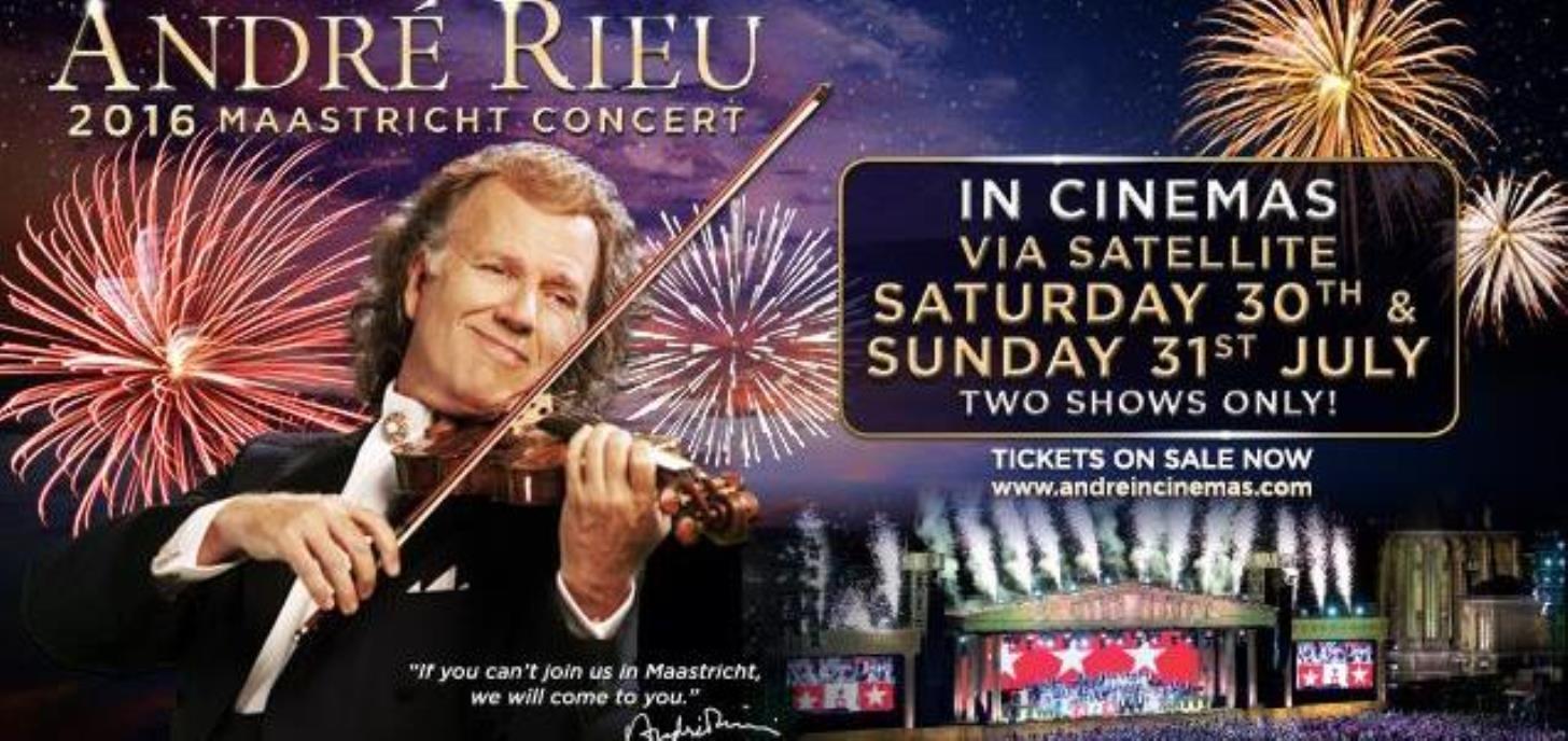 Andre Rieu 2016 Maastricht Concert