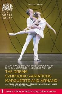 Royal Ballet: ASHTON TRIPLE BILL (Mendelssohn)