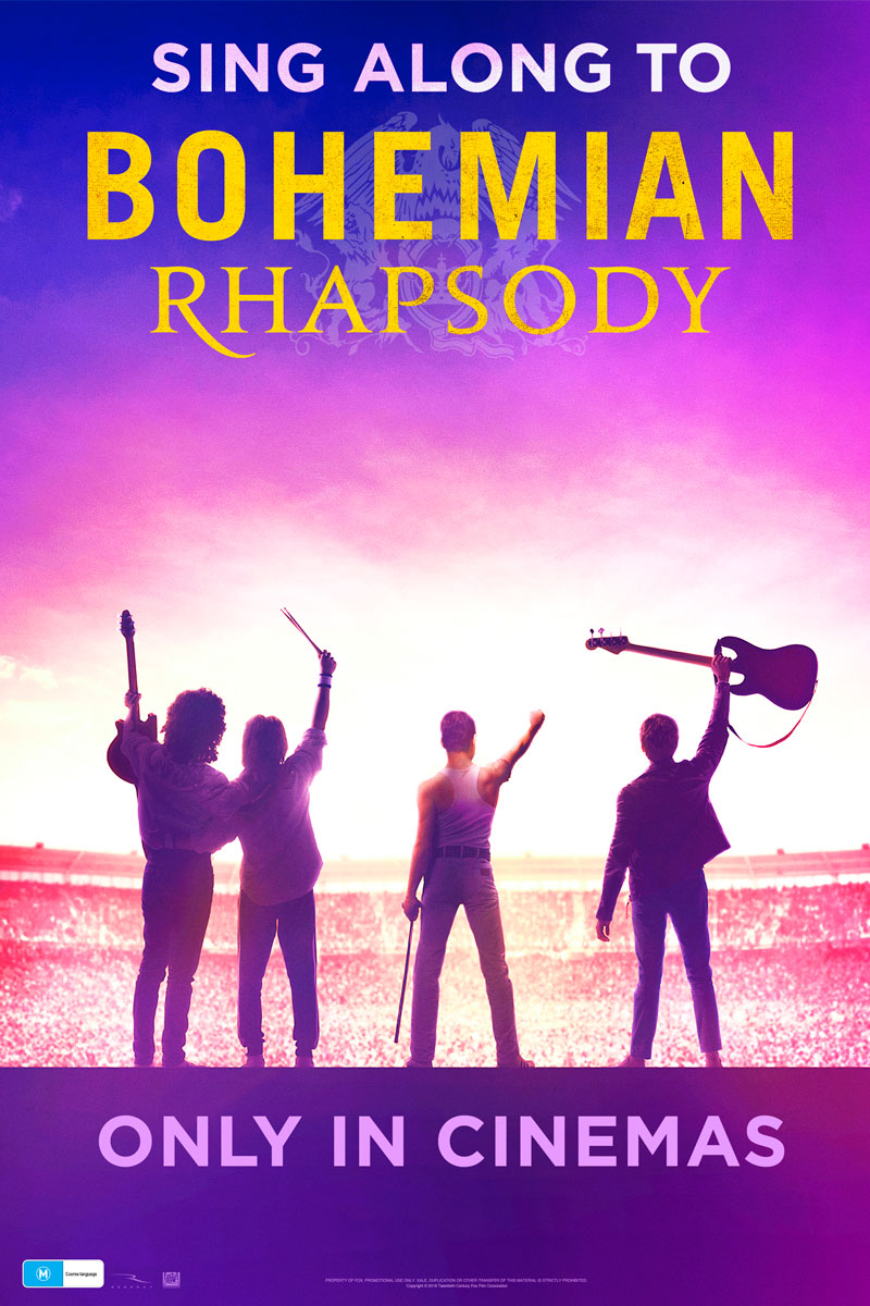 Bohemian Rhapsody Sing Along
