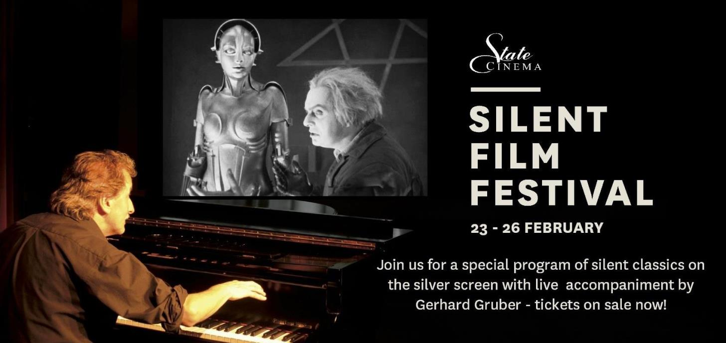 Silent Film Festival 2017