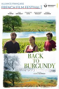 FFF - Back to Burgundy