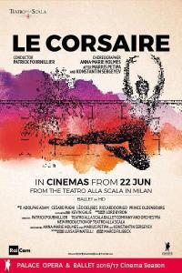 La Scala Ballet: LE CORSAIRE (Adam)