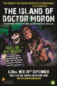 The Island of Doctor Moron
