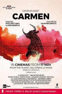 Opera di Roma: CARMEN (Bizet)