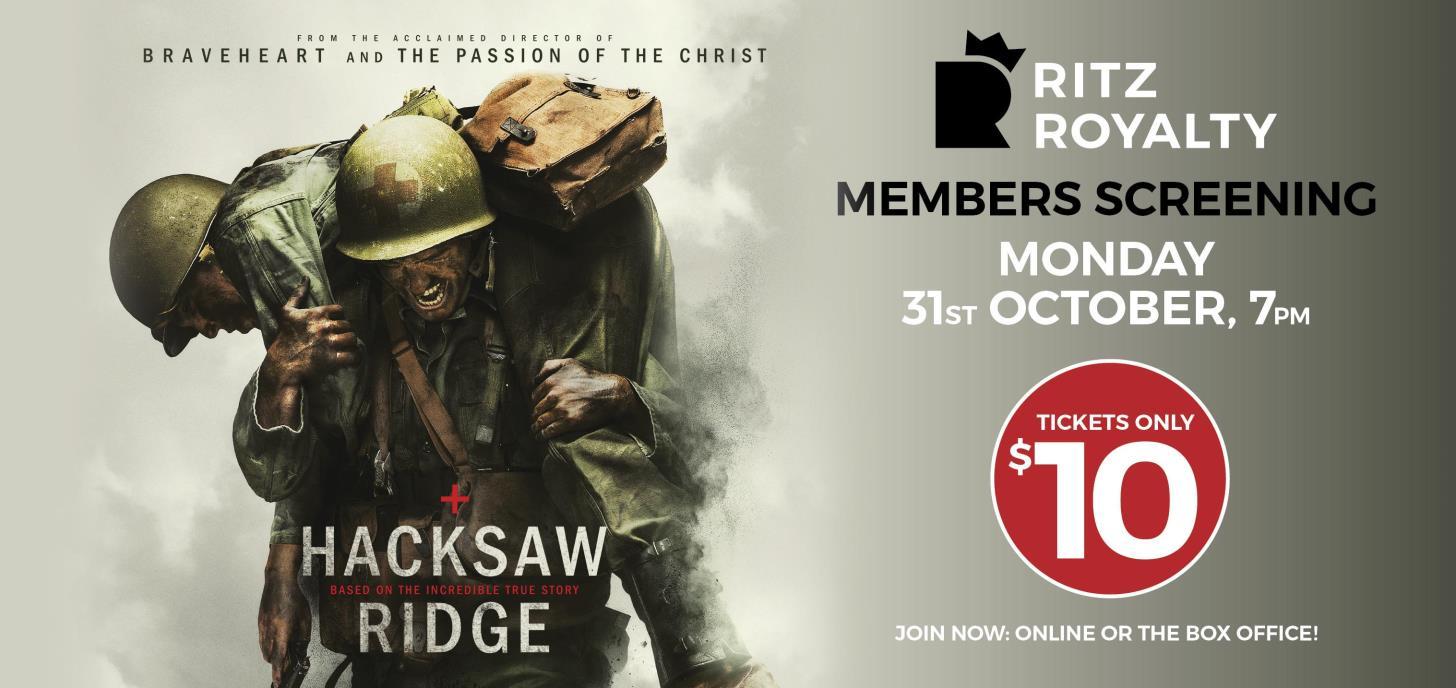 Hacksaw Ridge Members