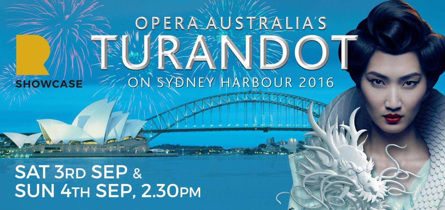 Opera Australia: Turandot