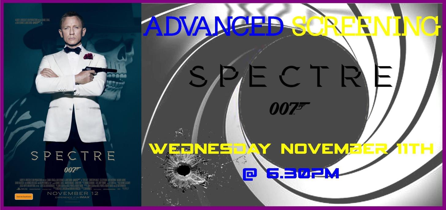 Spectre Advanced Screening