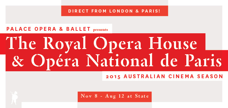 Palace Opera & Ballet Season
