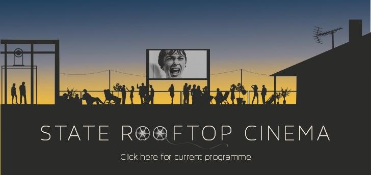 Rooftop Cinema Current Programme