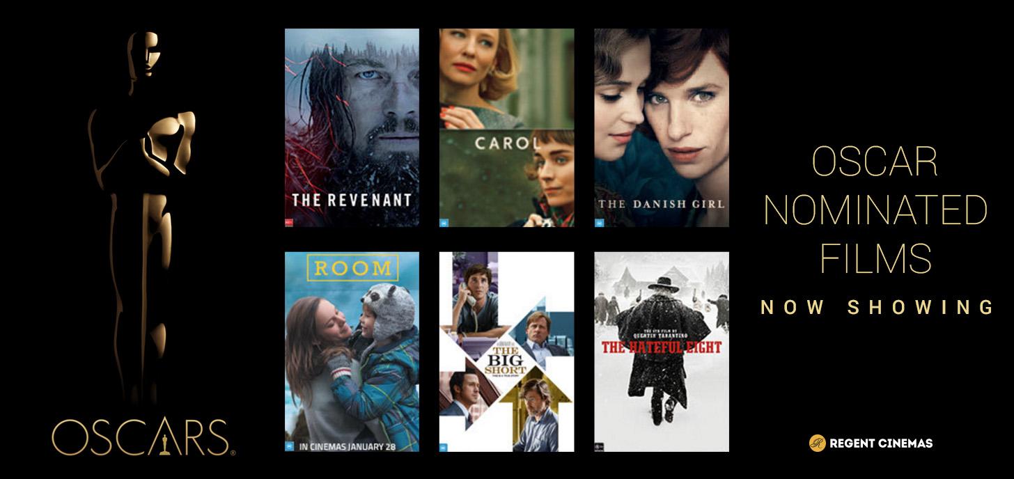 Oscar Nominated Films