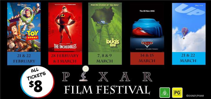 Pixar Film Festival