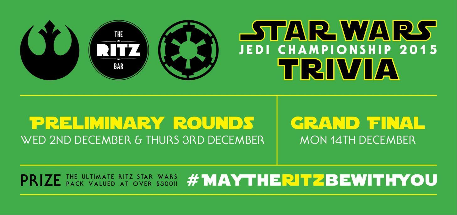 Star Wars Trivia: Jedi Championship 2015