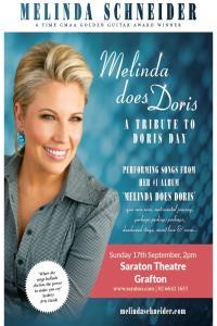 Melinda does Doris.