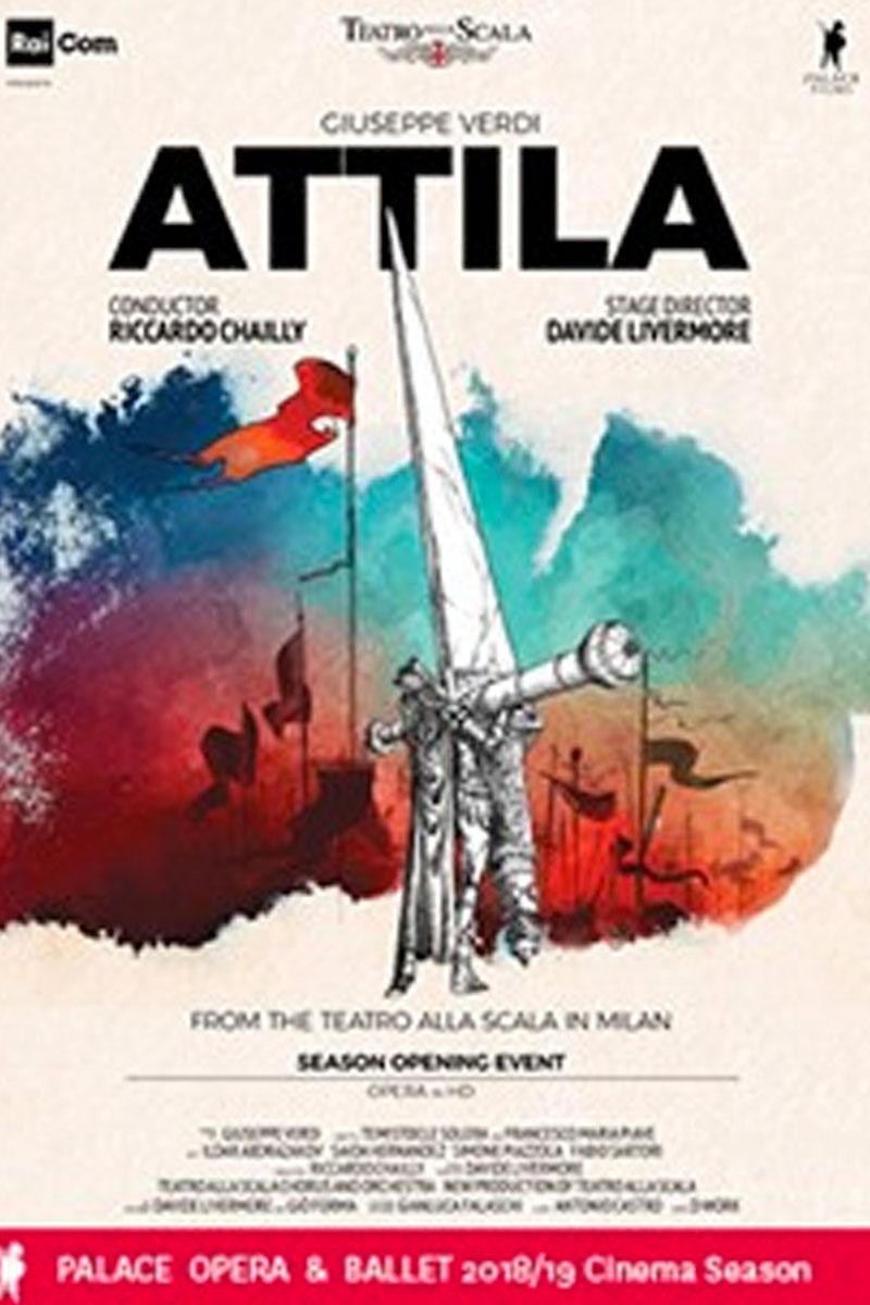 La Scala Attila