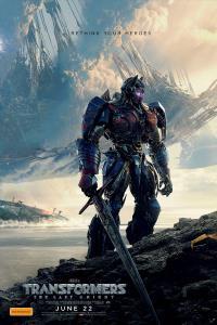 Transformers The Last Knight 3D