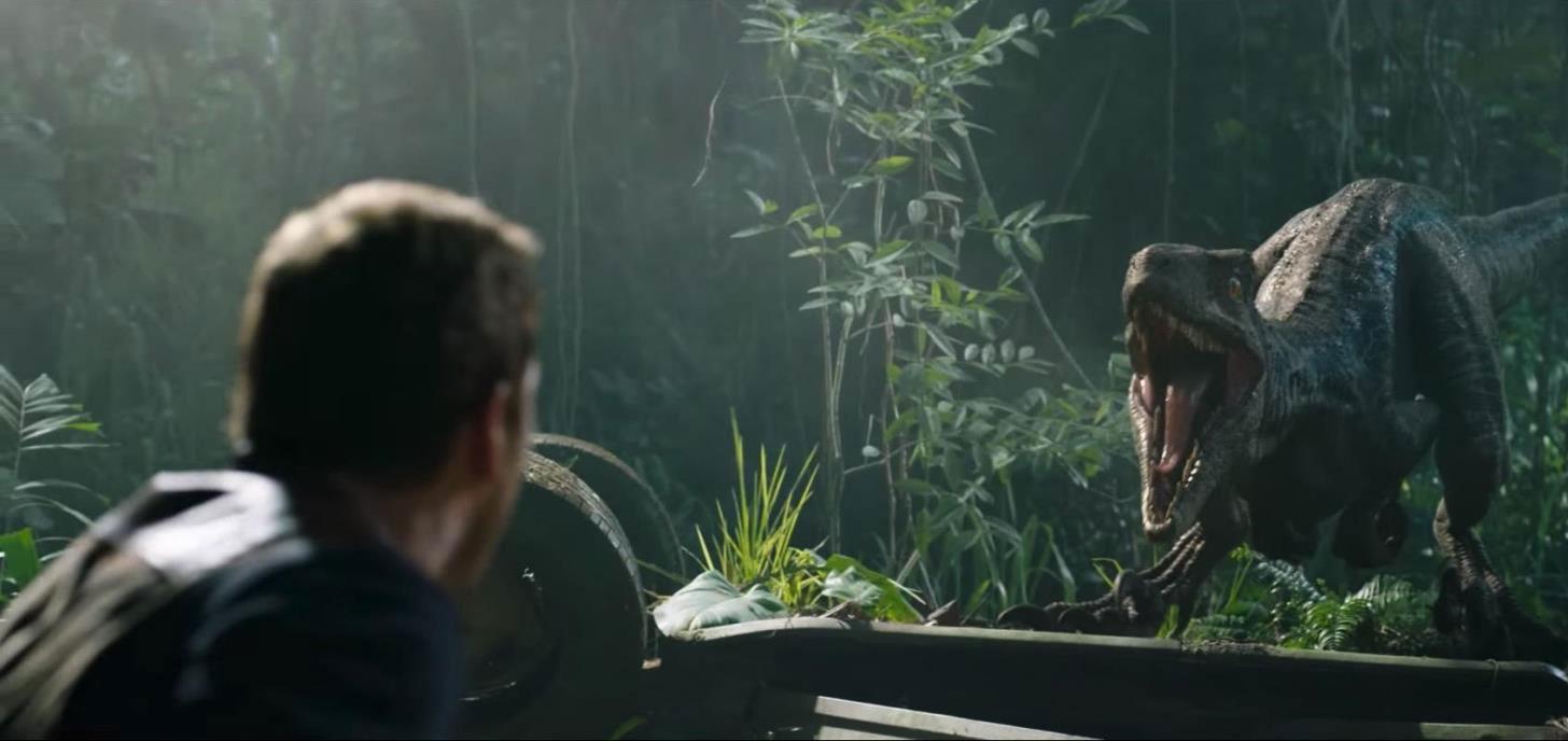 Now Showing: Jurassic World: Fallen Kingdom
