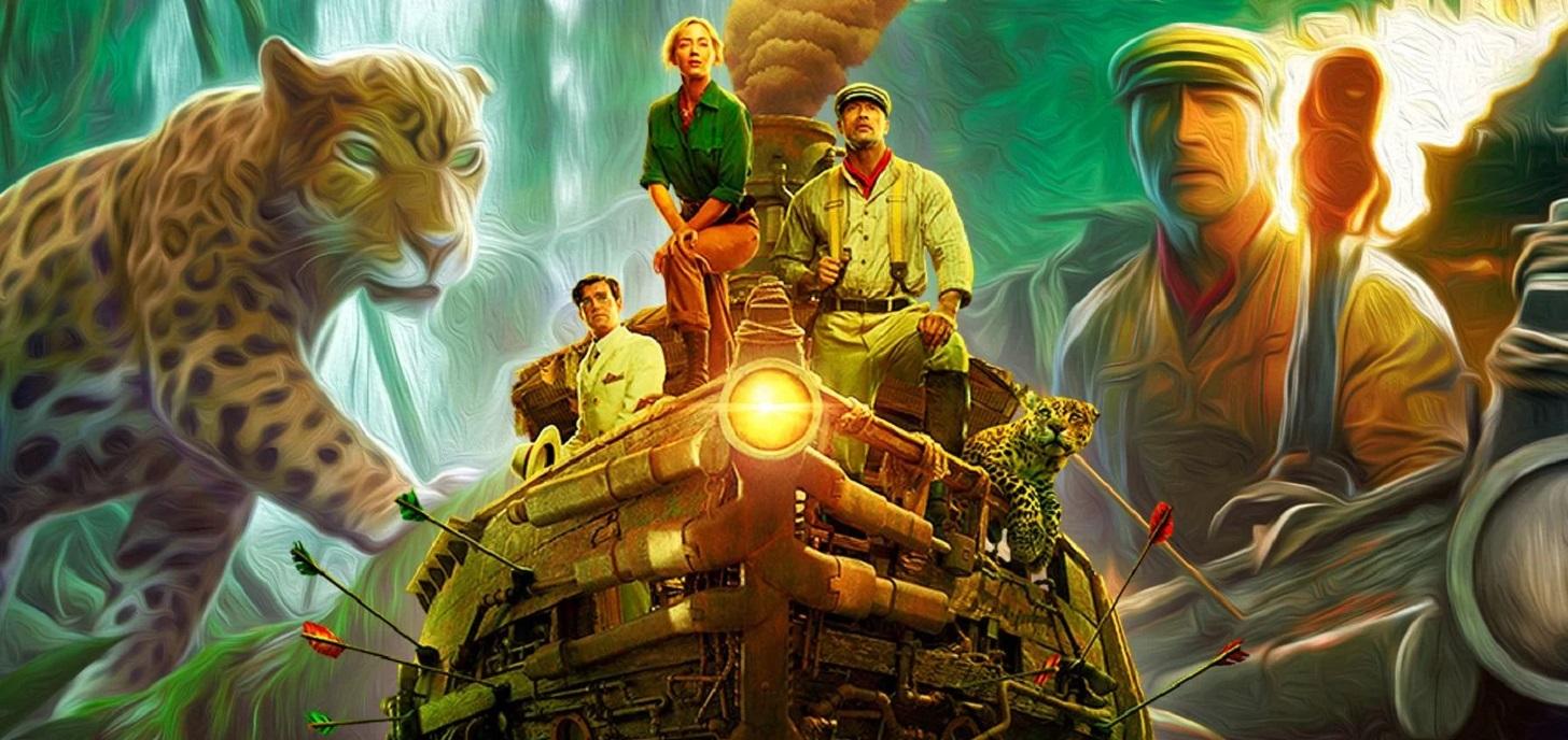 Coming Soon: Jungle Cruise