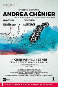 La Scala: ANDREA CHÉNIER (Giordano)