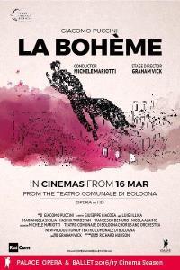 Teatro Comunale: LA BOHÈME (Puccini)