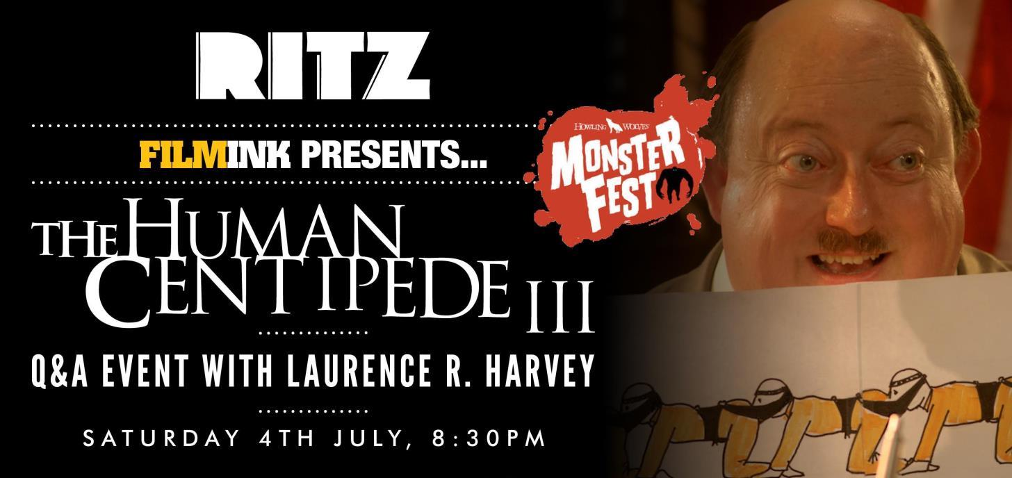 The Human Centipede III Q&A Event