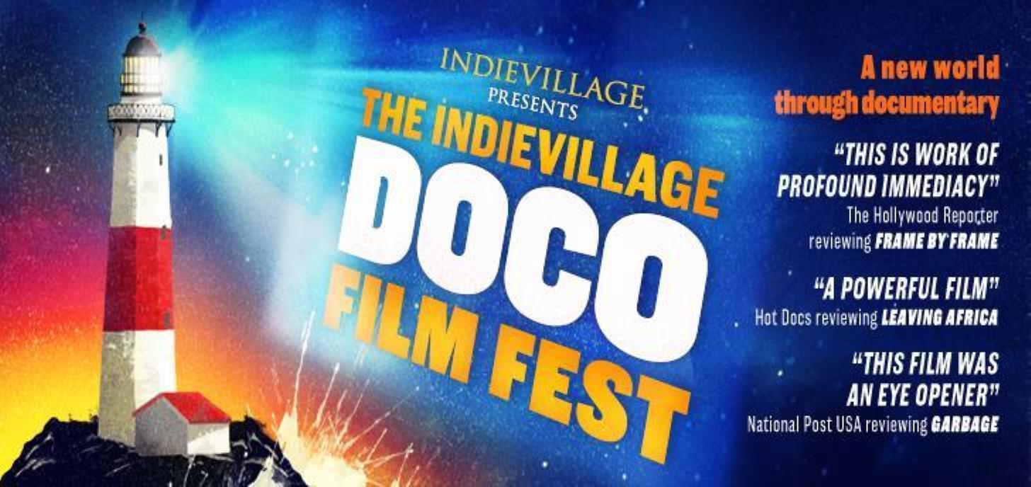Indievillage Doco Film Festival